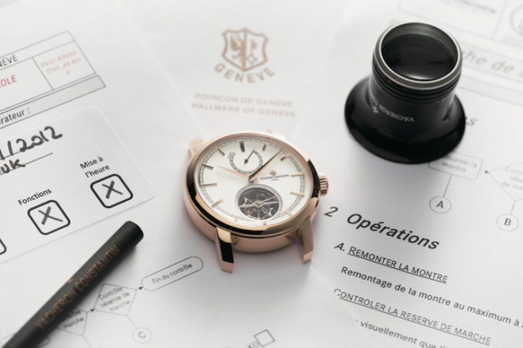 ↑ムーブだけでなく時計本体にも、精度や防水性など高度な完成度が求められる