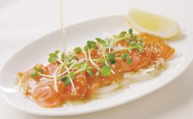 【調味料まとめ】一番搾りのごま油で和風カルパッチョはどう? ヘルシーな魚が抜群に旨くなる調味料10選