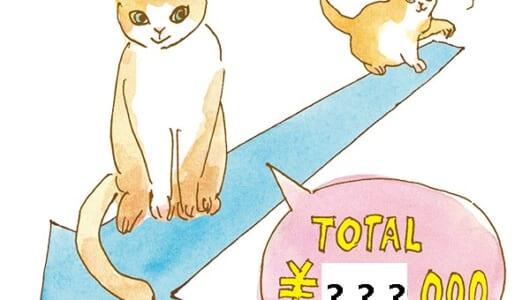 猫ちゃん一匹を飼ったらトータルいくら?  覚えておきたいにゃんこの基礎知識【お金編】