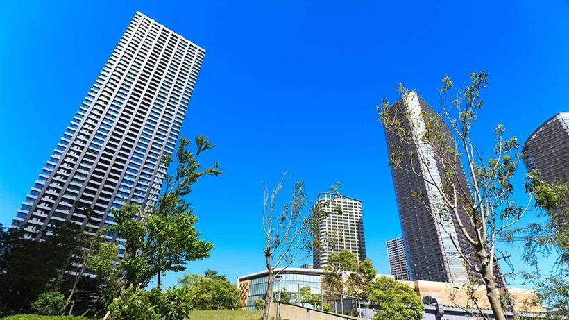 ↑タワーマンションが立ち並ぶ武蔵小杉。ここ数年で急速に魅力を増した(写真:Tony / PIXTA)