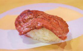 【回転寿司の名店】牛タンの創作寿司が極上! 寿司の基本に独創性をプラスする「平禄寿司 東京北赤羽店」