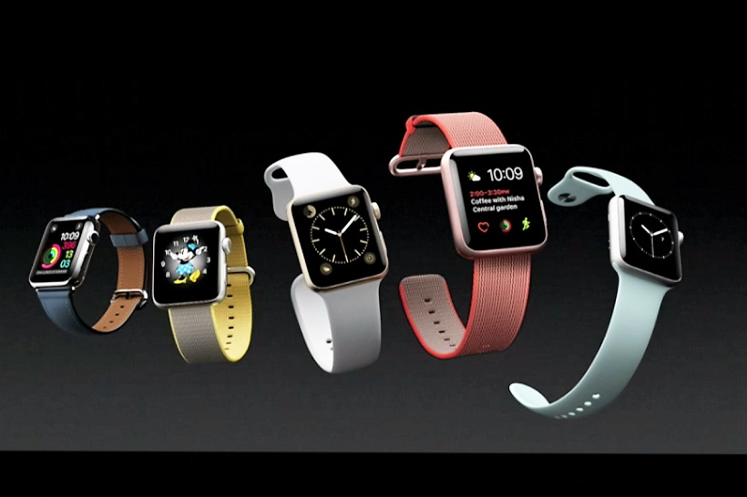 ↑Apple Watch Series 2