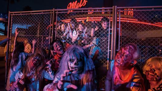 USJ史上最恐! ハロウィン限定イベント「ユニバーサル・サプライズ・ハロウィーン」が大好評開催中
