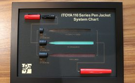 「ぺんてる」が高級筆記具に変身! 伊東屋とのコラボで誕生した魔法のペンジャケットとは?