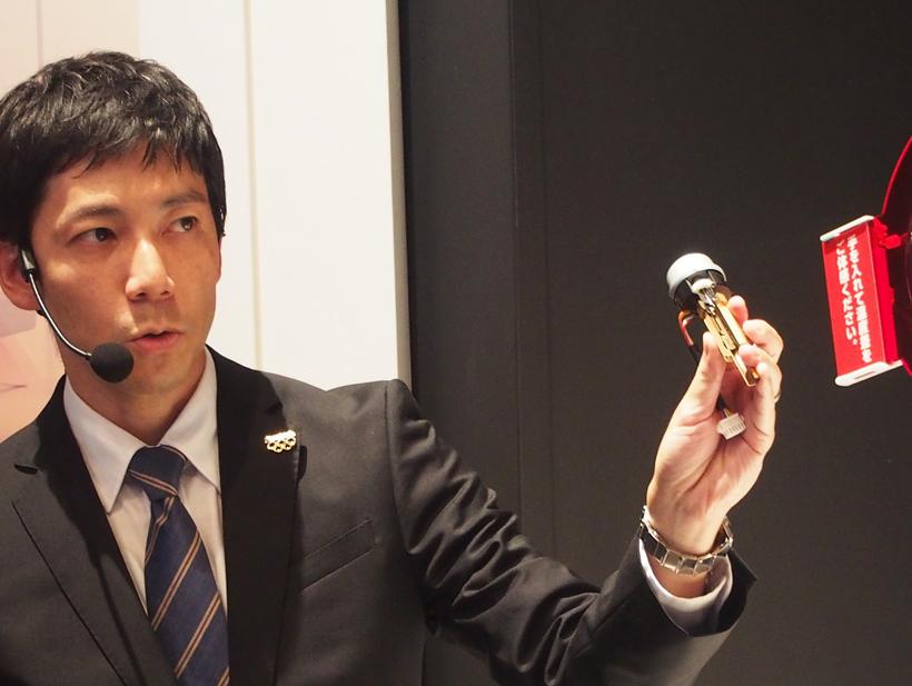 ↑このダブル温度熱交換器がキモ! 圧力を途中で変えることで、高温と中温を同時に作り出すことが可能に