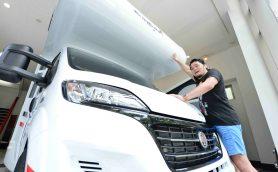 キャンピングカーなのにホテル並み!? 新日の曲者レスラー矢野 通が王座を獲ったら買いたい「SUNLIGHT Coach built A68」って?
