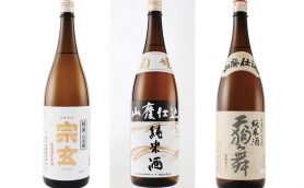【日本酒】「天狗舞」「菊姫」は酒飲みのキホン! 熱燗でも抜群にウマい石川県の銘酒5選