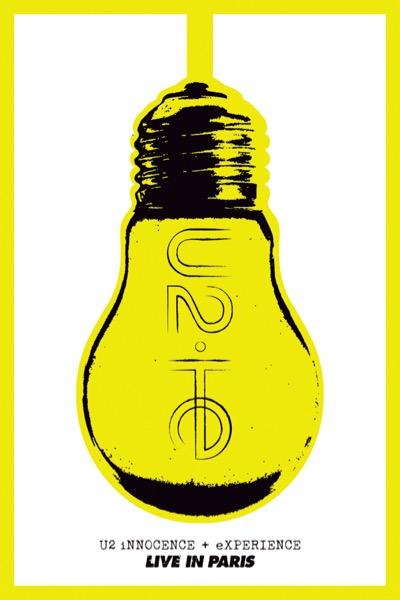 ↑最近のライブでも使用 「U2 イノセンス + エクスペリエンス ライヴ・イン・パリ」(ユニバーサルミュージック/2DVD5 724円/BD5292円)でもストラトを演奏する様子が見られる。