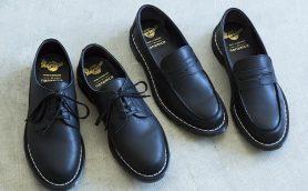 nanamica×Dr.Martensがコラボーー日本のモノ作りが卓越した靴作りの技術と融合
