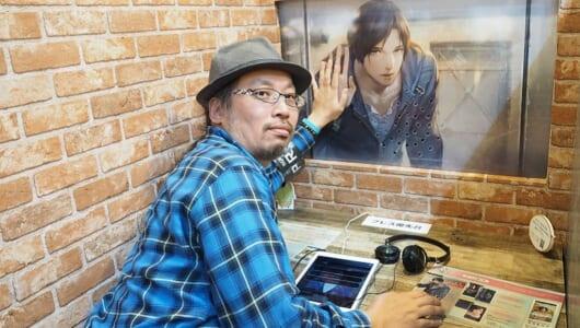 """""""椅子ドン""""に""""イケメン武将""""! 女子向けゲームが盛り上がった東京ゲームショウ2016"""
