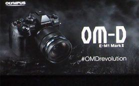 【フラッグシップ祭り】オリンパスはミラーレス一眼「OM-D E-M1 MarkII」の開発をフォトキナ2016で発表