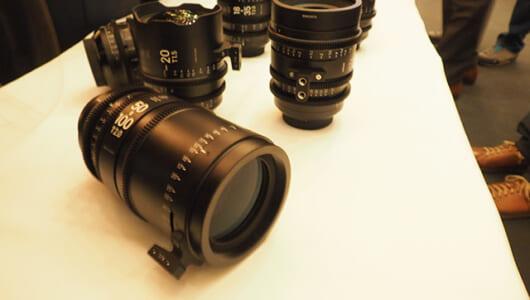 12mmから500mmまでとりどり! シグマが高性能レンズ3本を発表