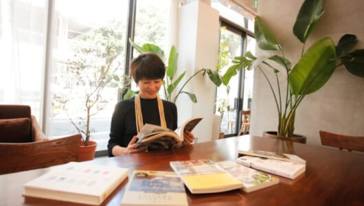 本に囲まれて暮らす生活ーーココロとカラダをリラックスさせてくれる9冊