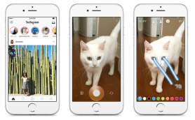 インスタとの付き合い方が変わる! 新機能「Instagram Stories」でできること