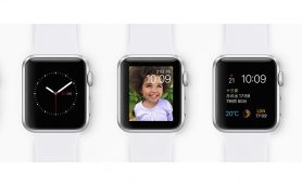 「Apple Watch 2」もまもなく発表!? GPS搭載が一番のトピックか?