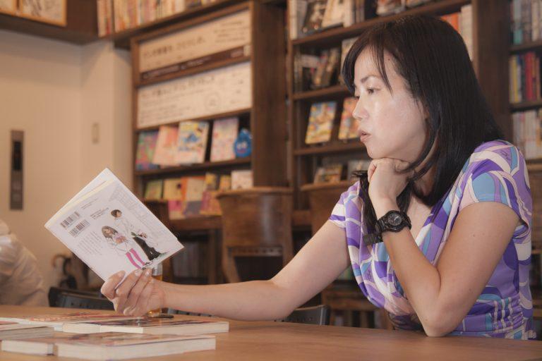 """↑「恋愛は""""味つけ""""としては最高ですが、メインディッシュではないと思うんですよね。大人になれば特にその傾向が強くなると思います」と和久井さん"""