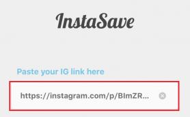 インスタグラムでイカした写真を保存するには? 「InstaSave」「WEBSTA」が簡単で便利