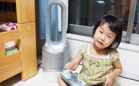 ダイソンの最新ファンヒーターは「子ども用」としてどうなんだ!? 子だくさんライターがパパ目線で徹底検証!!