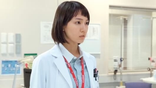 今イチバン勢いのある女優・吉岡里帆の新作は医療ドラマ――自身が語る成長とドラマへの思い