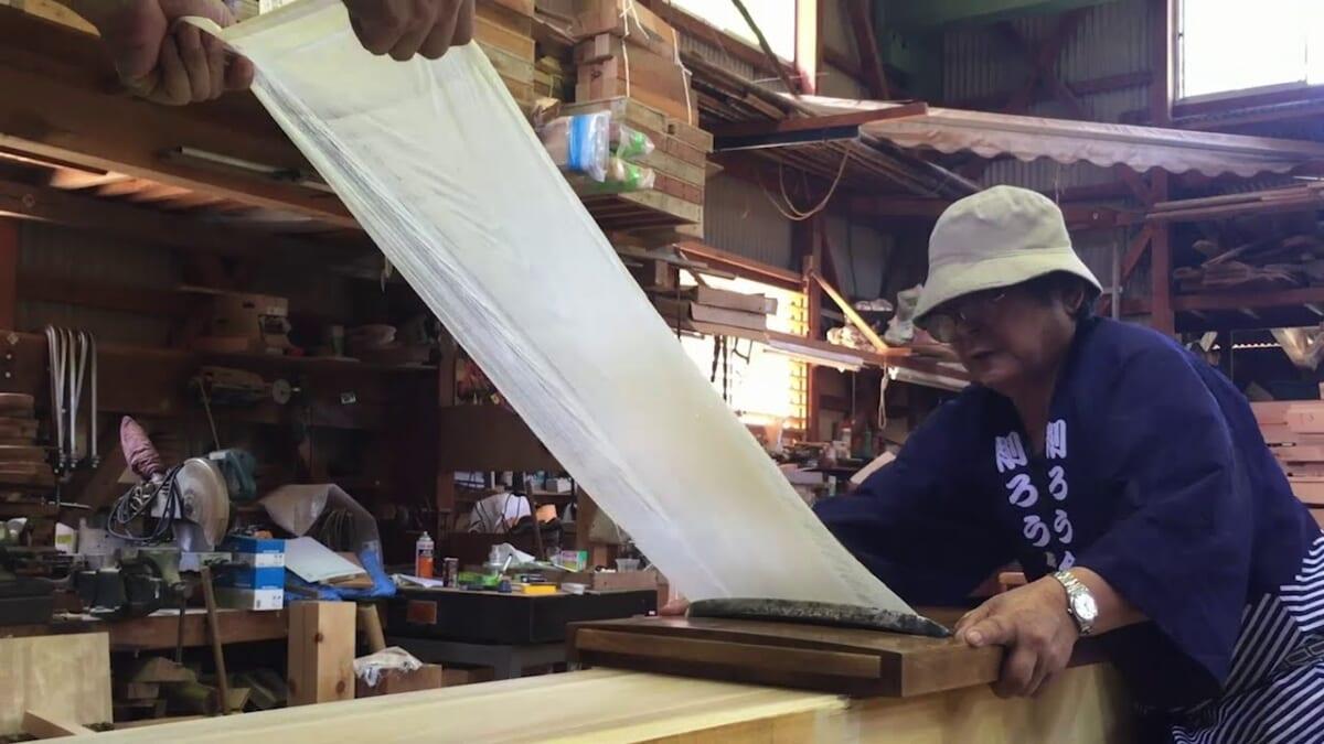 職人の神業連発! 日産が日本の職人のミラクルな技術を集めた動画を公開