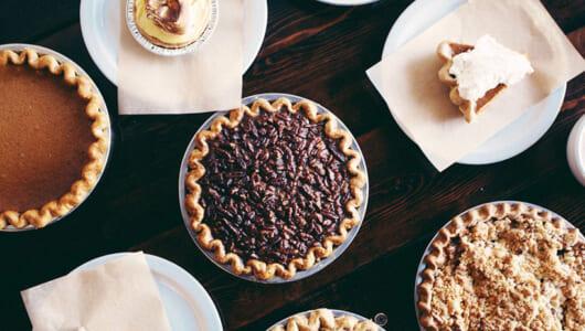 パンケーキの次にくるのはずばり……パイ! 話題のパイ専門店の魅力に迫る