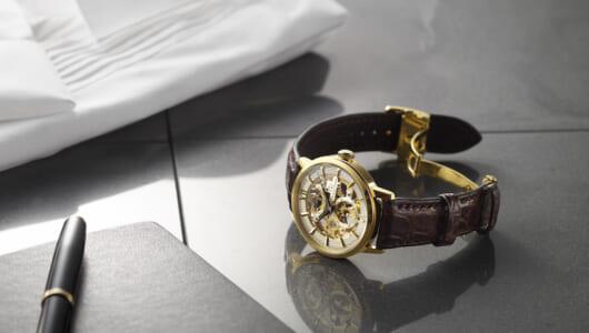 オリエント時計の技術力を結集したスケルトンウオッチで機械式時計の醍醐味を堪能