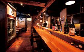 【知らないと損する日本酒の名店】「こんなに違うの?」酒器の違いでサプライズを提供ーー東京・田町「ゆすら堂」