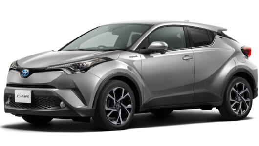 トヨタが新型SUV「C-HR」日本仕様の概要を発表! ハイブリッドもターボもあるぞ!