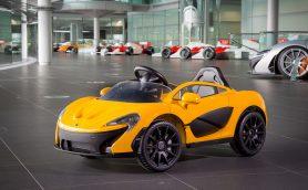 【本当の話】「マクラーレンP1」の電気自動車が5万円で買える!
