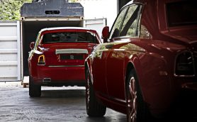 真っ赤なロールス・ロイス30台がマカオへ! まとめて購入したのは……?