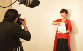 有働アナ、レスリー・キーの撮影テクに感動「相手の気持ちと同化してくれる」