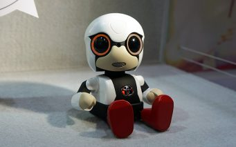↑KIROBO mini