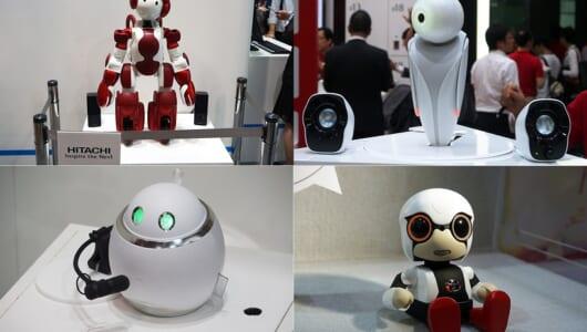 家電見本市からの脱却! CEATEC JAPAN 2016は「近未来」のショーケースに進化した