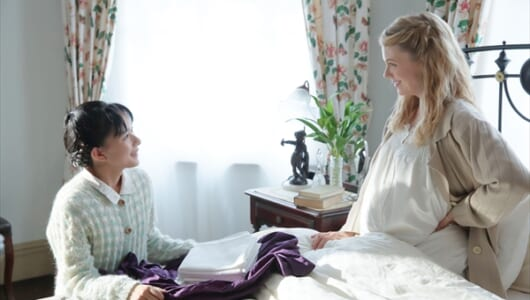 『マッサン』シャーロットが『べっぴんさん』で芳根京子と共演! 「とても感慨深いものがありました」