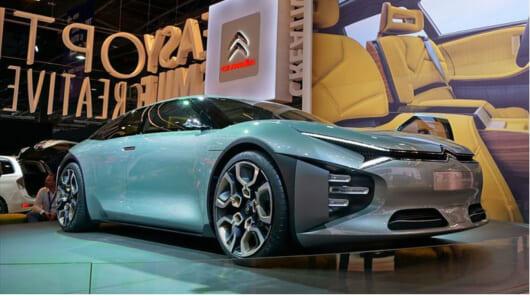 往年の名車復活か?シトロエンが新型コンセプトカー「CXペリエンス」を公開!