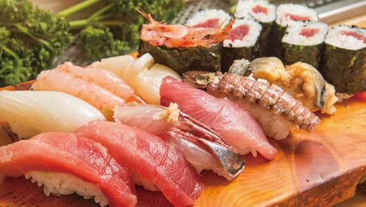 立ち食い寿司なら2000円もあれば超満腹×大満足! 何が何でも行くべき人気寿司店4選
