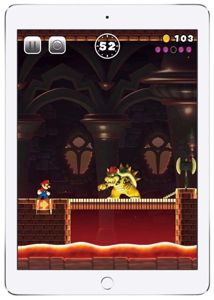 ↑iPhone向けに加えてiPad用(写真はiPad Pro)もリリースされる
