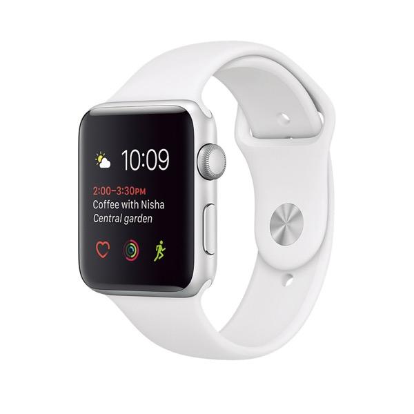 Apple Watch Series 1 3万24円(38㎜)〜