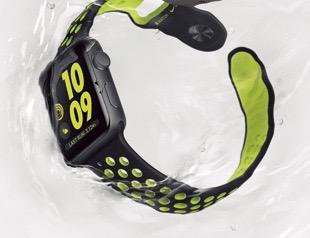 Apple Watch Nike+ 4万824円(38㎜)~ 10月下旬発売