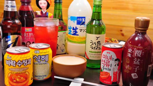実はコーン茶なんて飲まない韓国のドリンク事情とは? 「お茶よりコーヒー」「ビールは焼酎で割る」