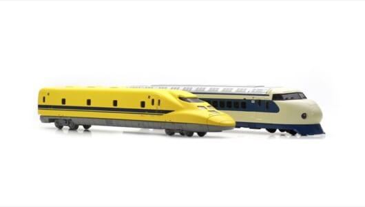 鉄道型の…モバイルバッテリー!? ドクターイエロー&0系がNゲージに迫るハイクオリティで登場!