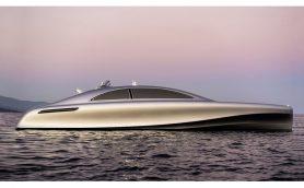 室内はまるで豪華スイート!? メルセデス・ベンツの新型モーターヨット「ARROW460」が公開!