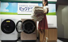 "1kgの差が驚異的な洗濯機を生んだ! 日立「ビッグドラム」は""大物""も余裕!"