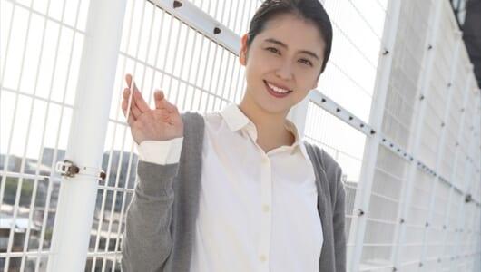 長澤まさみが俳優・櫻井翔を絶賛「何でもできる稀有な存在」  ドラマ『キミに捧げるエンブレム』で初共演