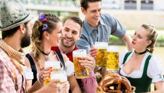本場ドイツはスケールが違う! 世界最大のビールの祭典「オクトーバーフェスト」とは?