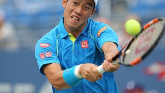 静かに熱い男・錦織圭――粘り強いリターンで自滅を誘う「いやらしテニス」のルーツとは?