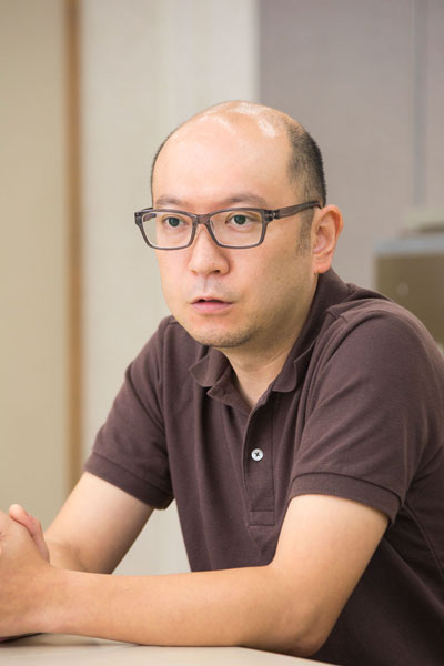 ↑タダフサ代表取締役社長 曽根忠幸氏