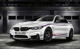 最高時速305km! 「BMW M4 DTMチャンピオン・エディション」が限定200台で登場