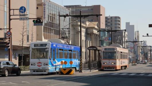 """日本最短の走行距離ながら路面電車イチの""""優等生""""ーー100年以上の伝統を守る「岡山電気軌道」"""