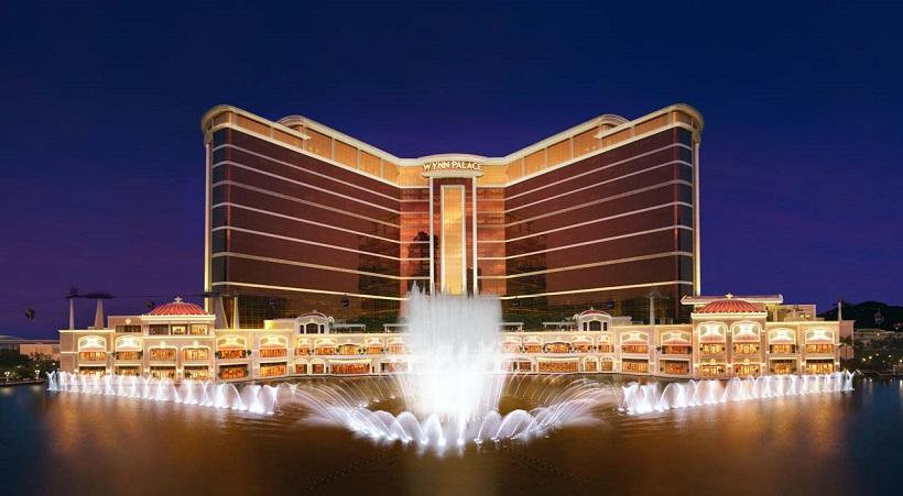 ↑8月には半島部の「ウィン・マカオ」とは別に五つ星ホテル「ウィン・パレス」がオープン